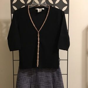Max Studio 3/4 Sleeve Knit Top, MP